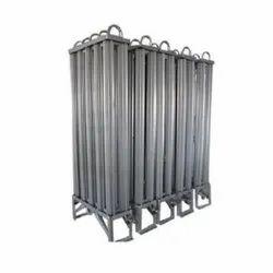 Low And Medium Pressure Cryogenic Ambient Vaporizer
