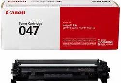 Canon Genuine Toner Cartridge 047 Black