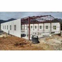 Modular Prefabricated Office Building