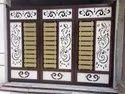 Steel Gate Jali