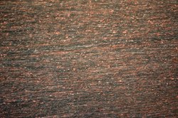 Brown Polished Asian Top Granite, For Countertops, Thickness: 15 mm