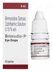 Brimonidine Tartrate Solution