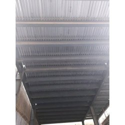 Galvanised Galvalume Steel Roofing Shed