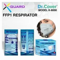 XGUARD Reusable Dr. Cover N95 Face Mask FFP1 Respirator, Certification: Isi