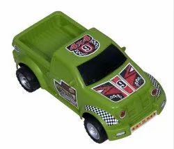 Green Tornado Adventure Car