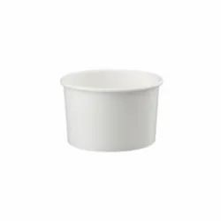 50 ML Disposable Paper Food Containers with plastic lid