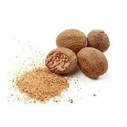 Brown Seed Myristica Fragrans Dried ( Jaiphal ), Nutmeg