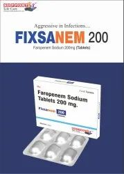 Feropenem Sodium 200mg