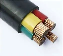 4 Core Copper Armoured XLPE PVC Insulated Cables