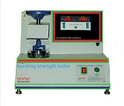 BURSTING STRENGTH TESTER
