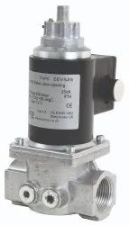 ZEV Series Slow Opening Gas Solenoid Valves