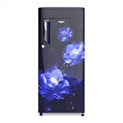 Whirlpool Icemagic Powercool 185L Single Door Refrigerator(2 Star , Sapphire Abyss)