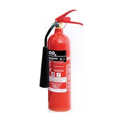 Mild Steel 9 kg CO2 Fire Extinguisher, For Industrial