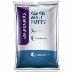 Interior And Exterior Asian Paints Wall Putty For Construction Rs 720 Pack Id 22635671155