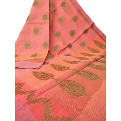 cotton fabric, With blouse piece, 6.5 meter