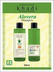 Khadi Natural Herbal Shampoo Alovera