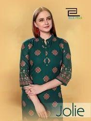 vee fab jolie rayon affordable price kurti catalog