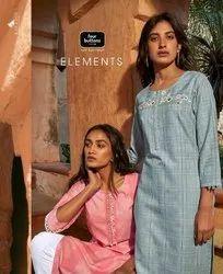 Elements - Latest Designer Kurti With Pant Set