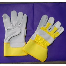 RLG - 1212 Split Leather Palm Working Gloves