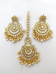 Earrings Tikka
