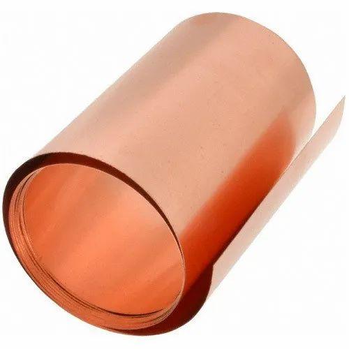 Beryllium Copper Foil UNS C17200