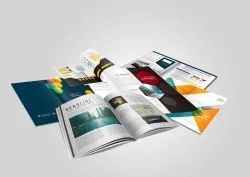 Photo, Text & Pattern Paper Catalogue Printing Services, in Gurugram
