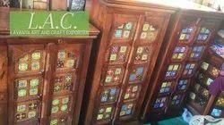 2 Door Wooden Almirah