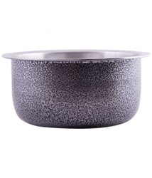 Induction Compatible Powder Coated Aluminium Tope, Size: 13