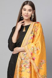 Zarika Bbd Color Vol-3 Designer Silk Dupatta Wholesale Catalog Collection