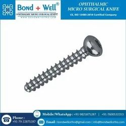 Orthopedic Implants Self Tapping Cortex Screw