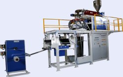 Blown PP Film Extruder Plant