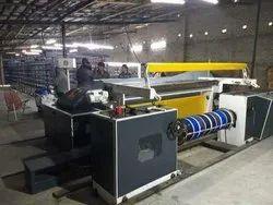 Automatic Sectional Warping Machine