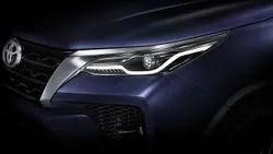 Toyota Fortuner 2021 Head Light Lamp