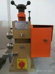 Single Phase Bangle / Ring Grooving Machine