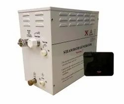 7.5 kW Stainless Steel Steam Bath Generator
