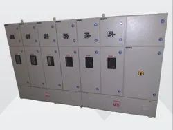 EB Metering Panel with Changeover