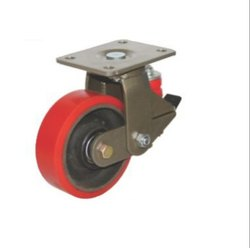 141 Mm Swivel SPC/FAB Series Castor Wheel