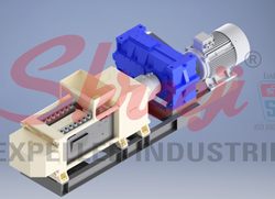 60 Hp Palm Kernel Expeller, Capacity: 5-20 ton/day, Model Name/Number: SPK-15