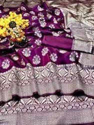 Digital Printed Ladies Saree