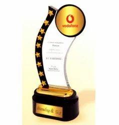 AC 8485 Acrylic Trophy