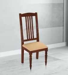 HV Brown Antique Dining Chair, For Hotel, Set Size: Set of 4