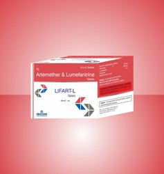 Lifart-L (Artemether Lumefantrine) Tab/Susp.