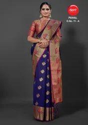 Blend Silk Saree