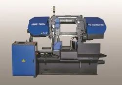 ITM-415LMGA(RF) - NC Fully-Automatic Double Column Bandsaw Machine On Lmg