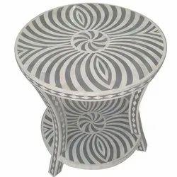 8 Kg Bone inlay Decorative Center Table