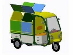 CAPCO Electric Garbage Carrier (EG-5), Loading Capacity: 400 Kg, MADHYA PRADESH