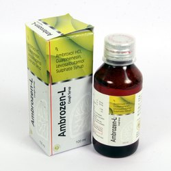 Ambroxol, Guaiphenesin, Levosalbutamol Syrup
