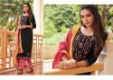 Kalaroop Crysta Vol-2 Readymade Salwar Suits Catalog
