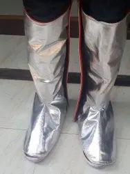 Aluminised Leg Guard