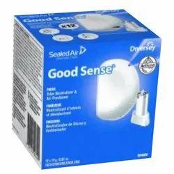 Diversey Taski Sealed Air Good Sense Air Freshener, Liquid, Box